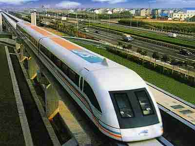 Pudong Airport Maglev in Depth